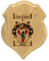 adair-family-crest-plaque