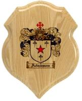 adamson-family-crest-plaque