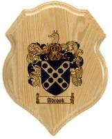 adcook-family-crest-plaque