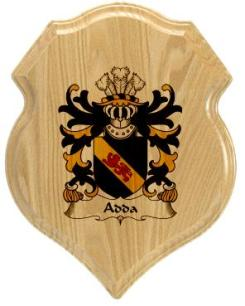 adda-family-crest-plaque