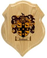addinall-family-crest-plaque