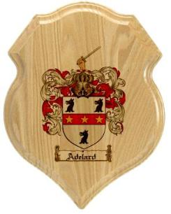 adelard-family-crest-plaque