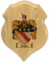 adison-family-crest-plaque