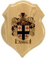 adistone-family-crest-plaque