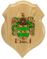 admire-family-crest-plaque