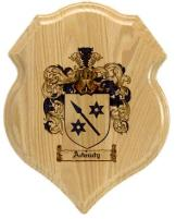 admuty-family-crest-plaque
