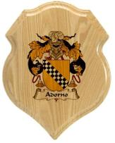 adorno-family-crest-plaque