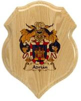 adrian-family-crest-plaque