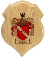 affinito-family-crest-plaque