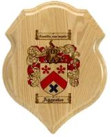 aggnewe-family-crest-plaque