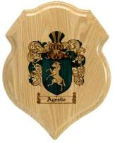 agnello-family-crest-plaque
