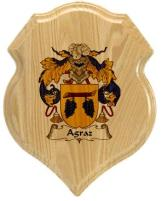 agraz-family-crest-plaque