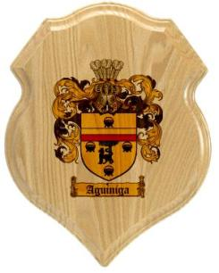 aguiniga-family-crest-plaque