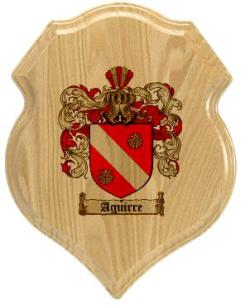 aguirre-family-crest-plaque