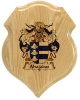 ahajadas-family-crest-plaque