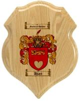 ahart-family-crest-plaque