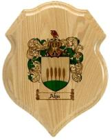 ahn-family-crest-plaque
