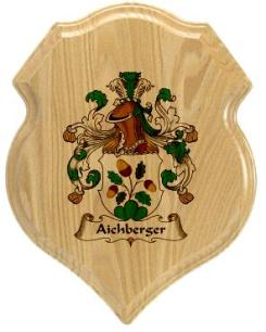 aichberger-family-crest-plaque