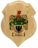 aicheson-family-crest-plaque