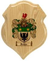 aichin-family-crest-plaque