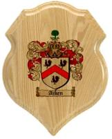 aiken-family-crest-plaque