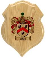 aiken-family-crest-plaque