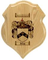 aires-family-crest-plaque