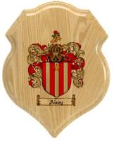 airey-family-crest-plaque