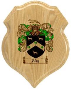 aisy-family-crest-plaque