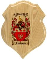 aitkinson-family-crest-plaque