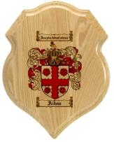 aiton-family-crest-plaque