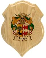 aizaga-family-crest-plaque