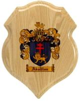 akullian-family-crest-plaque