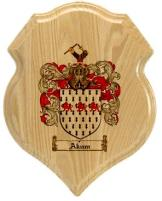akum-family-crest-plaque