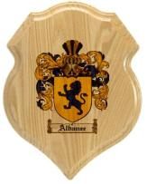 albanee-family-crest-plaque
