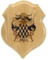 albero-family-crest-plaque