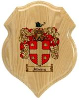 alberry-family-crest-plaque