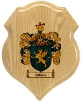 alberts-family-crest-plaque