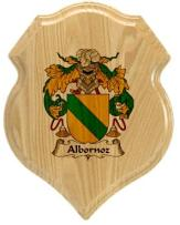 albornoz-family-crest-plaque