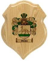 alcala-family-crest-plaque