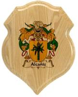alcaniz-family-crest-plaque