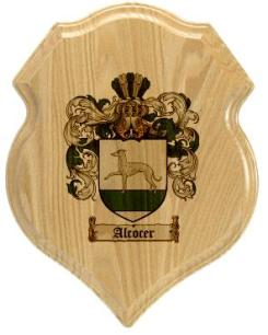 alcocer-family-crest-plaque