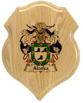 alcolea-family-crest-plaque