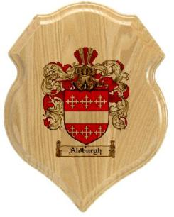 aldburgh-family-crest-plaque