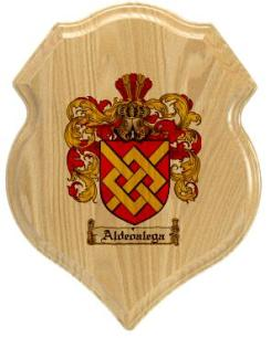 aldeoalega-family-crest-plaque