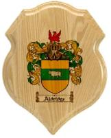 aldridge-family-crest-plaque