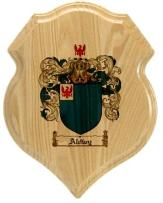aldwy-family-crest-plaque