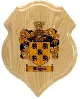 alegria-family-crest-plaque